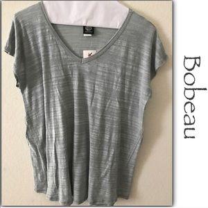☀️SUMMER SALE☀️Bobeua Bluish Gray Knit Top